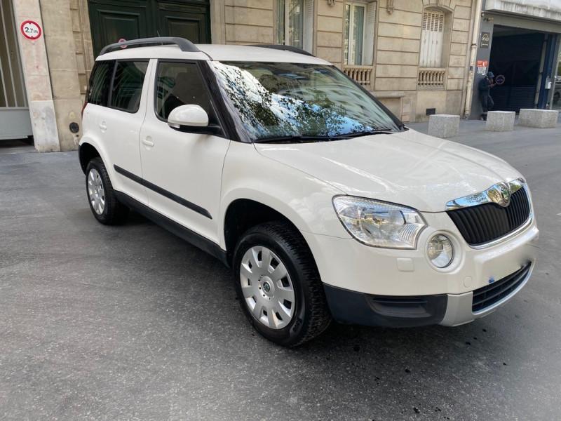 Photo 4 de l'offre de SKODA YETI 1.2 TSI AMBITION 4X2 à 8490€ chez Iptrans Auto Paris
