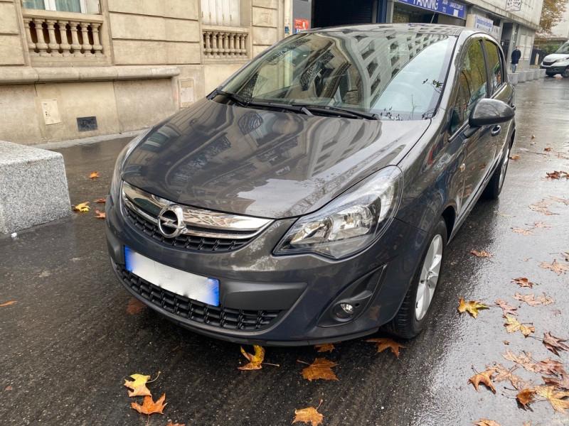 Opel CORSA 1.2L 85CH 5P Essence GRIS Occasion à vendre