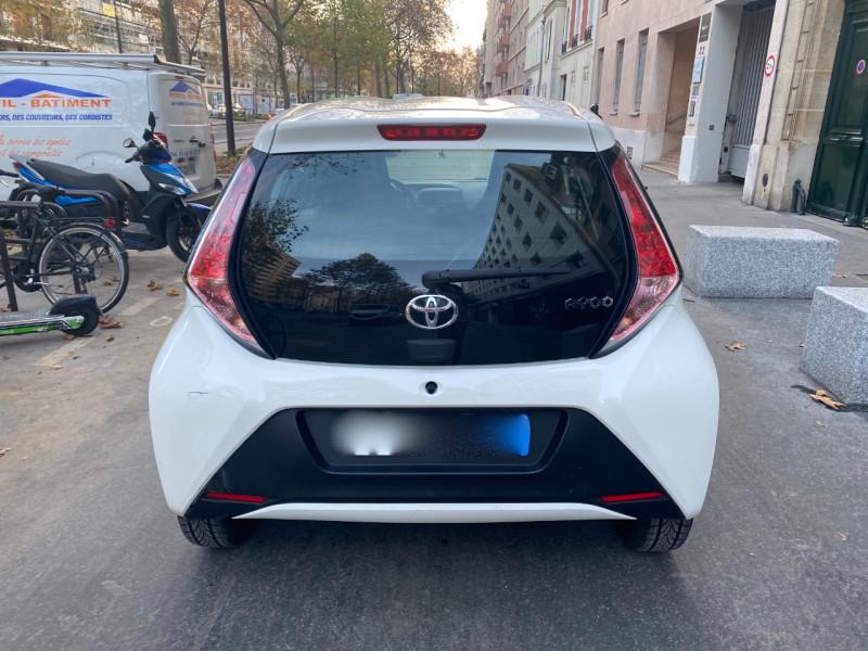 Photo 5 de l'offre de TOYOTA AYGO 1.0 VVT-I 69CH X 3P à 5990€ chez Iptrans Auto Paris