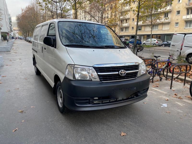Photo 5 de l'offre de TOYOTA HIACE 117 D-4D LONG à 8990€ chez Iptrans Auto Paris