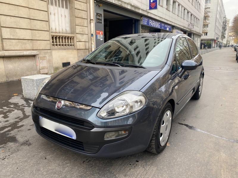 Fiat PUNTO EVO 1.4 8V 77CH DYNAMIC 3P Essence GRIS Occasion à vendre