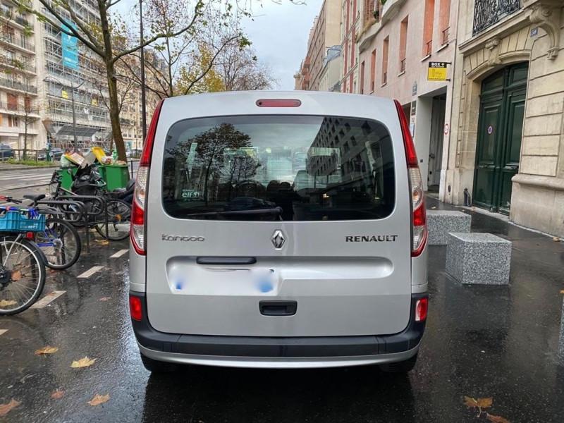 Photo 3 de l'offre de RENAULT KANGOO II 1.5 DCI 90CH ENERGY ZEN FT EURO6 à 11990€ chez Iptrans Auto Paris