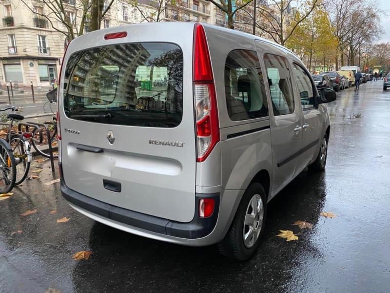 Photo 4 de l'offre de RENAULT KANGOO II 1.5 DCI 90CH ENERGY ZEN FT EURO6 à 11990€ chez Iptrans Auto Paris