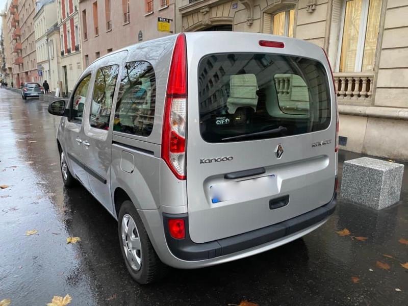 Photo 2 de l'offre de RENAULT KANGOO II 1.5 DCI 90CH ENERGY ZEN FT EURO6 à 11990€ chez Iptrans Auto Paris