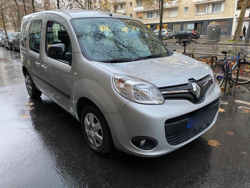 Photo 5 de l'offre de RENAULT KANGOO II 1.5 DCI 90CH ENERGY ZEN FT EURO6 à 11990€ chez Iptrans Auto Paris