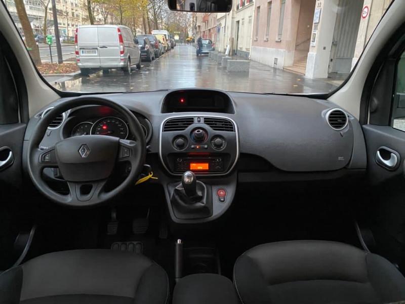 Photo 10 de l'offre de RENAULT KANGOO II 1.5 DCI 90CH ENERGY ZEN FT EURO6 à 11990€ chez Iptrans Auto Paris