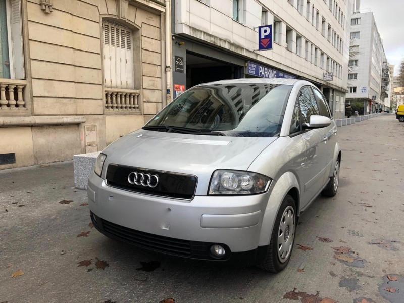 Audi A2 1.4 TDI 90CH PACK Diesel GRIS Occasion à vendre