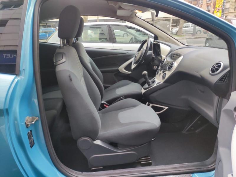 Photo 6 de l'offre de FORD KA 1.2 69CH TITANIUM à 4990€ chez Iptrans Auto Paris