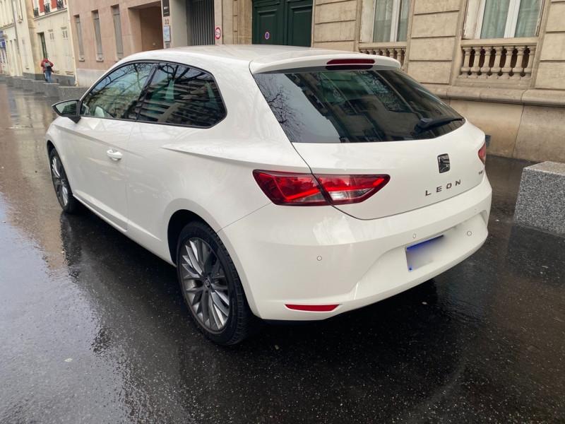 Photo 2 de l'offre de SEAT LEON 1.2 TSI 110CH I-TECH START&STOP à 10990€ chez Iptrans Auto Paris