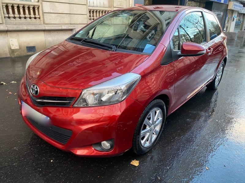 Photo 1 de l'offre de TOYOTA YARIS 69 VVT-I DYNAMIC 3P à 6990€ chez Iptrans Auto Paris
