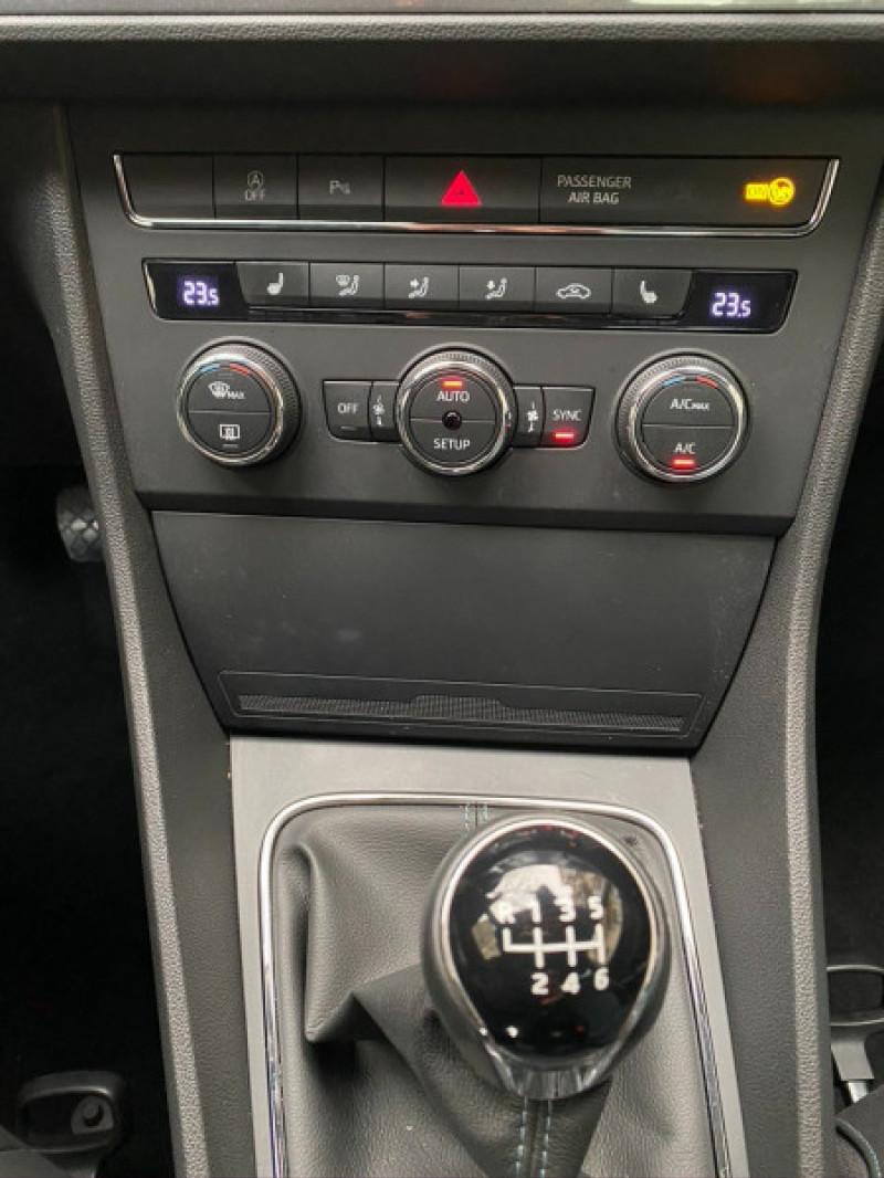 Photo 11 de l'offre de SEAT LEON 1.2 TSI 110CH I-TECH START&STOP à 10990€ chez Iptrans Auto Paris
