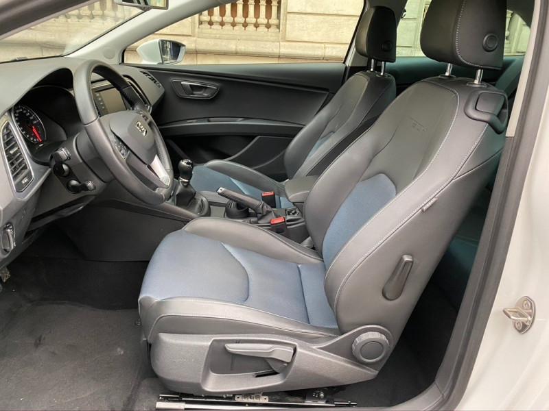 Photo 7 de l'offre de SEAT LEON 1.2 TSI 110CH I-TECH START&STOP à 10990€ chez Iptrans Auto Paris