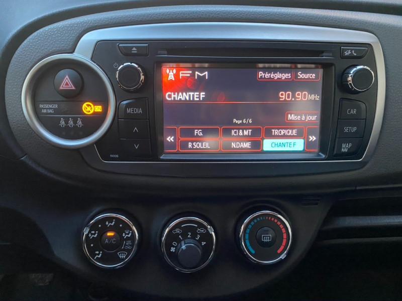 Photo 8 de l'offre de TOYOTA YARIS 69 VVT-I DYNAMIC 3P à 6990€ chez Iptrans Auto Paris