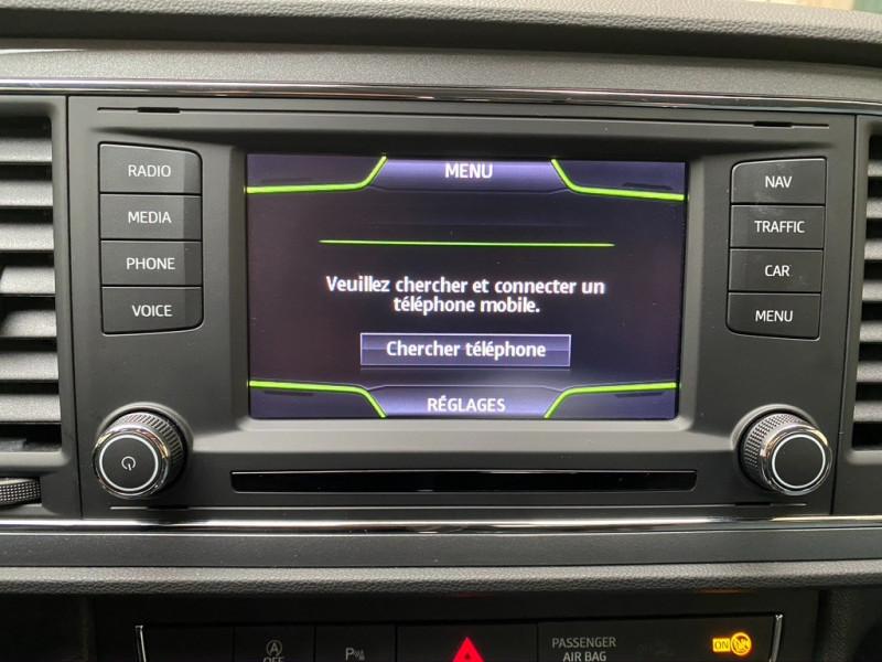 Photo 14 de l'offre de SEAT LEON 1.2 TSI 110CH I-TECH START&STOP à 10990€ chez Iptrans Auto Paris