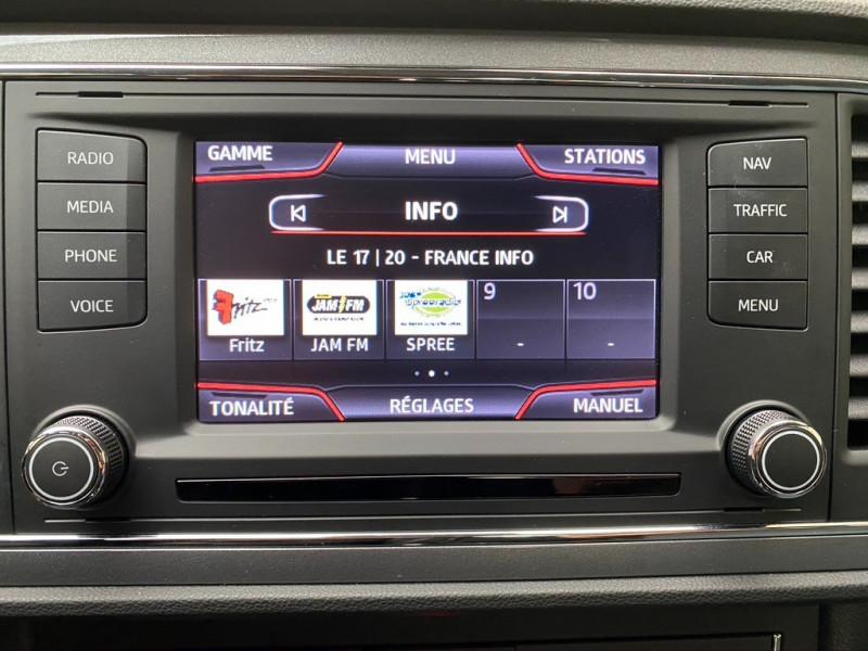 Photo 13 de l'offre de SEAT LEON 1.2 TSI 110CH I-TECH START&STOP à 10990€ chez Iptrans Auto Paris