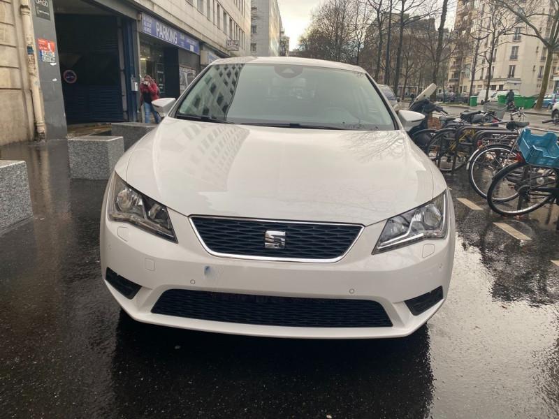 Photo 6 de l'offre de SEAT LEON 1.2 TSI 110CH I-TECH START&STOP à 10990€ chez Iptrans Auto Paris