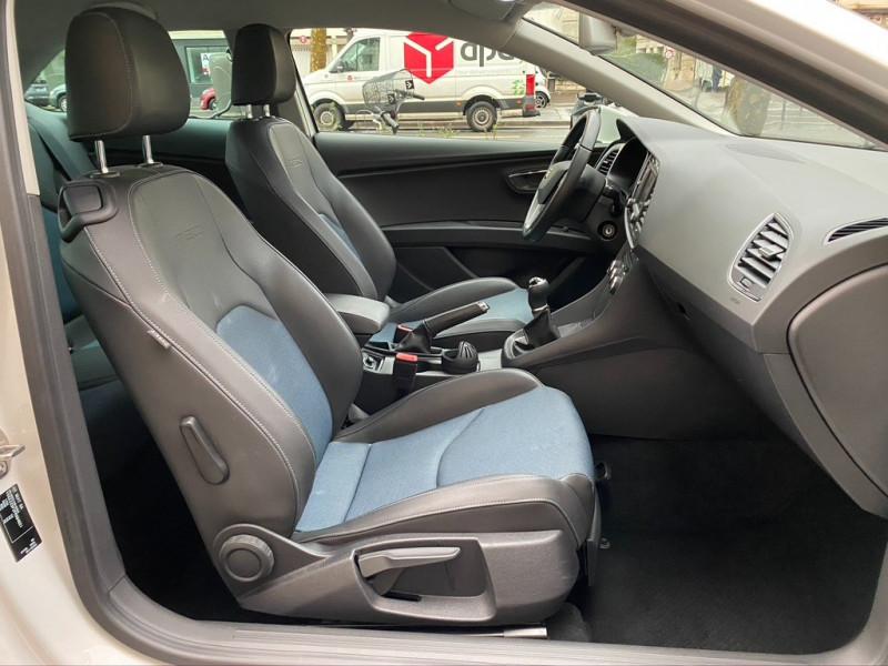 Photo 9 de l'offre de SEAT LEON 1.2 TSI 110CH I-TECH START&STOP à 10990€ chez Iptrans Auto Paris