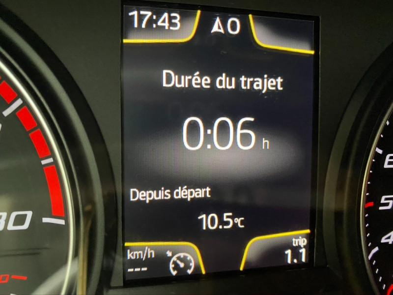 Photo 12 de l'offre de SEAT LEON 1.2 TSI 110CH I-TECH START&STOP à 10990€ chez Iptrans Auto Paris