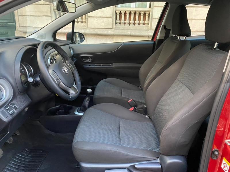 Photo 10 de l'offre de TOYOTA YARIS 69 VVT-I DYNAMIC 3P à 6990€ chez Iptrans Auto Paris