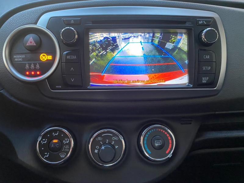 Photo 9 de l'offre de TOYOTA YARIS 69 VVT-I DYNAMIC 3P à 6990€ chez Iptrans Auto Paris