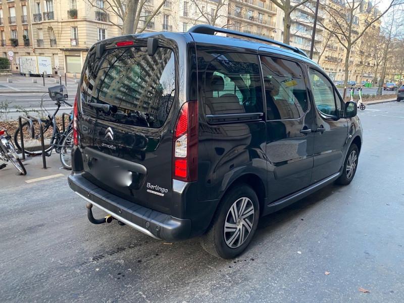 Photo 3 de l'offre de CITROEN BERLINGO BLUEHDI 120CH XTR S&S à 13490€ chez Iptrans Auto Paris