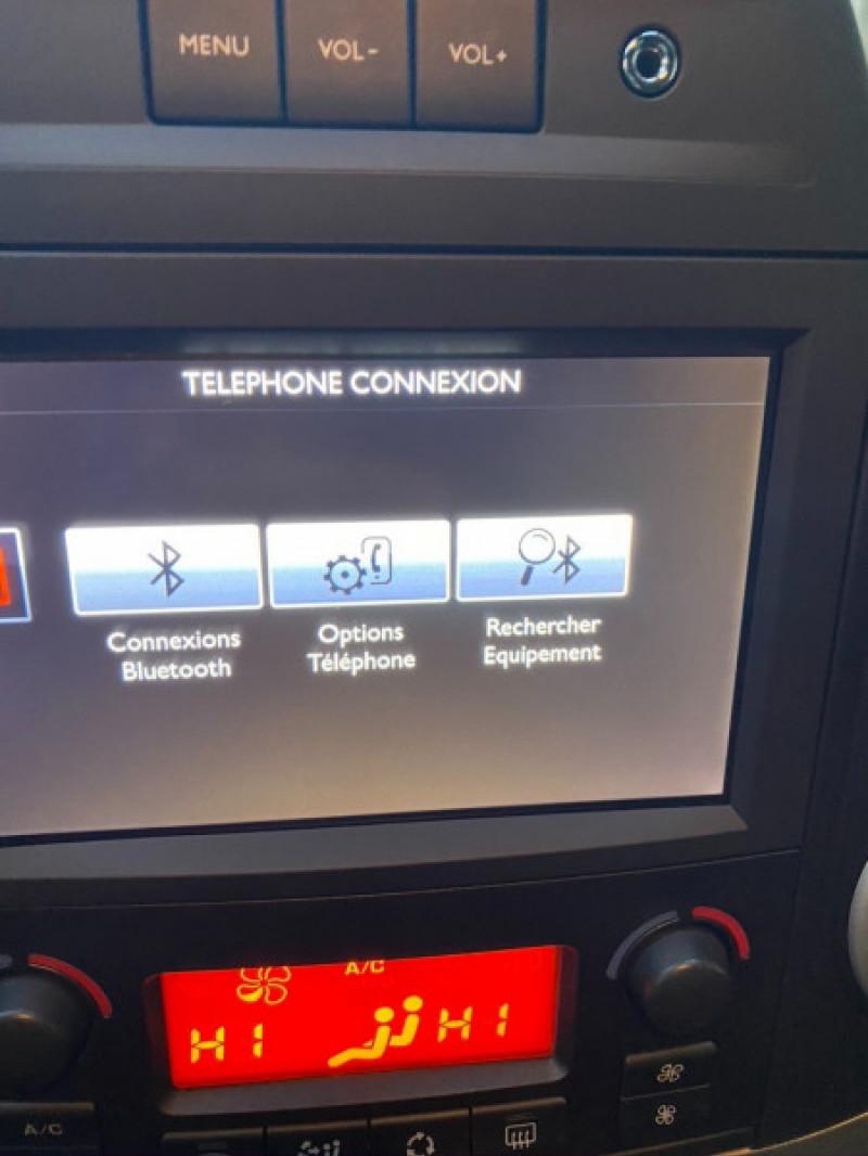 Photo 11 de l'offre de CITROEN BERLINGO BLUEHDI 120CH XTR S&S à 13490€ chez Iptrans Auto Paris