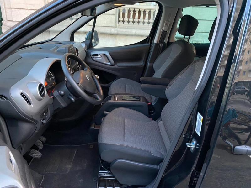 Photo 8 de l'offre de CITROEN BERLINGO BLUEHDI 120CH XTR S&S à 13490€ chez Iptrans Auto Paris