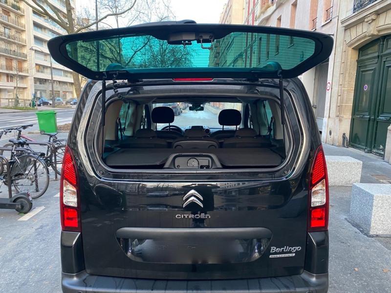 Photo 4 de l'offre de CITROEN BERLINGO BLUEHDI 120CH XTR S&S à 13490€ chez Iptrans Auto Paris