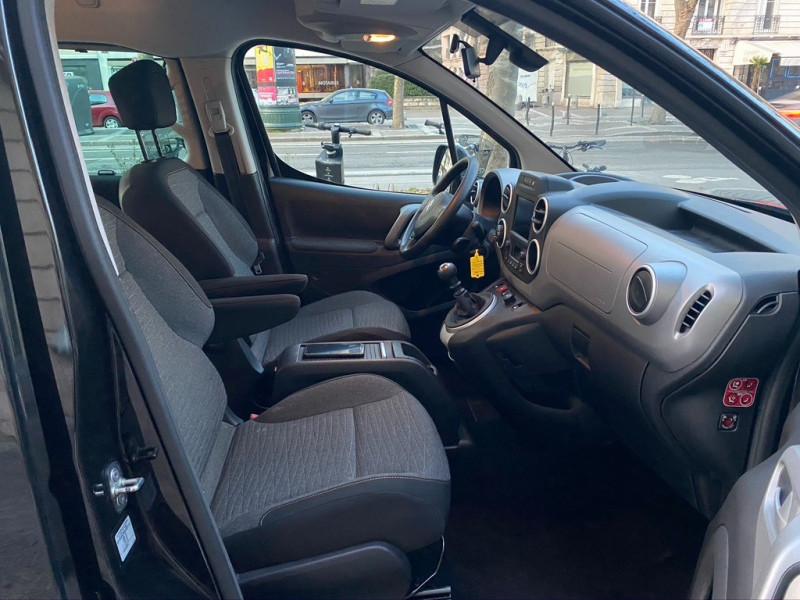 Photo 9 de l'offre de CITROEN BERLINGO BLUEHDI 120CH XTR S&S à 13490€ chez Iptrans Auto Paris