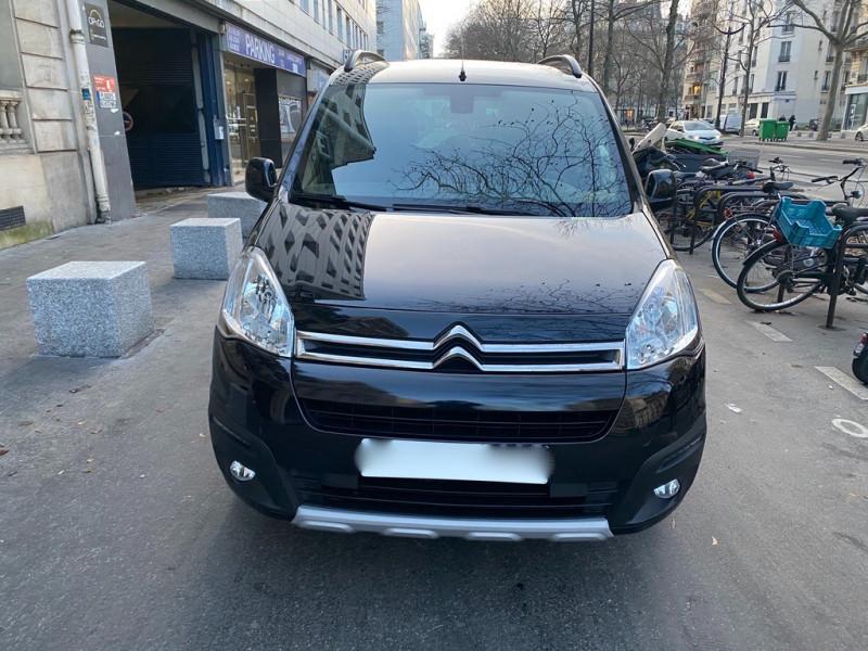 Photo 7 de l'offre de CITROEN BERLINGO BLUEHDI 120CH XTR S&S à 13490€ chez Iptrans Auto Paris