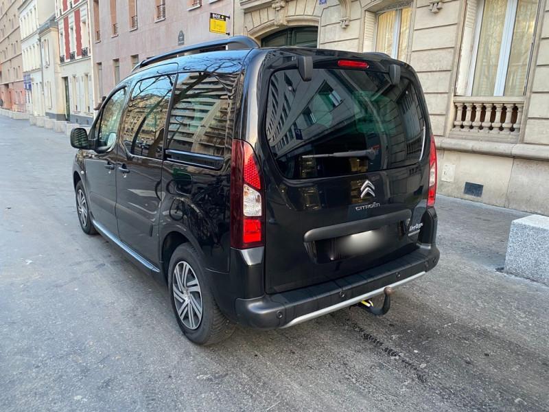 Photo 2 de l'offre de CITROEN BERLINGO BLUEHDI 120CH XTR S&S à 13490€ chez Iptrans Auto Paris
