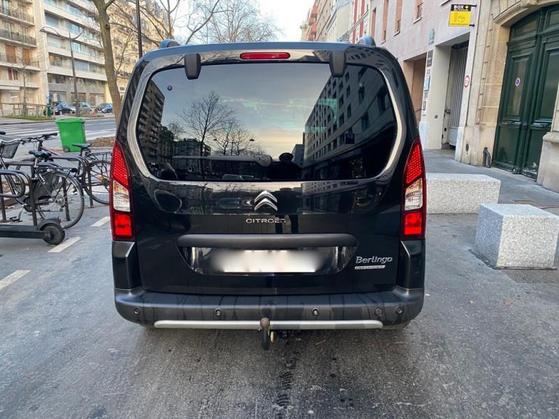 Photo 5 de l'offre de CITROEN BERLINGO BLUEHDI 120CH XTR S&S à 13490€ chez Iptrans Auto Paris