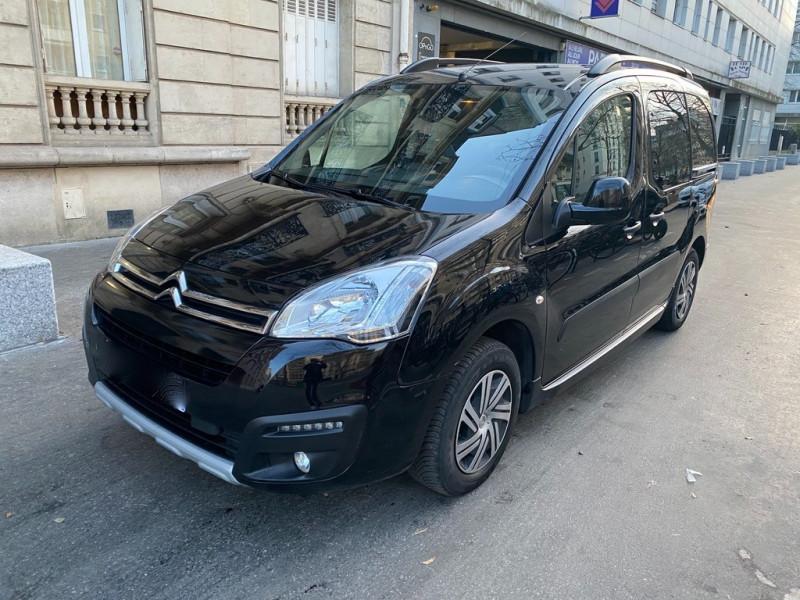 Photo 1 de l'offre de CITROEN BERLINGO BLUEHDI 120CH XTR S&S à 13490€ chez Iptrans Auto Paris
