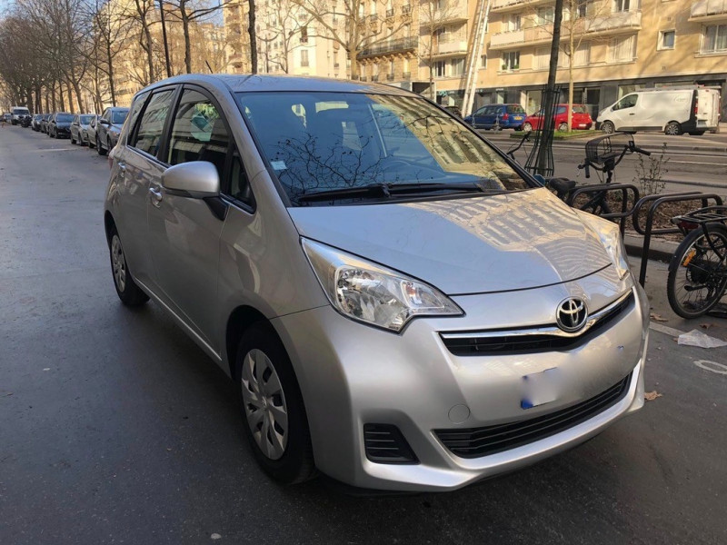 Photo 4 de l'offre de TOYOTA VERSO-S 100 VVT-I DYNAMIC à 7490€ chez Iptrans Auto Paris