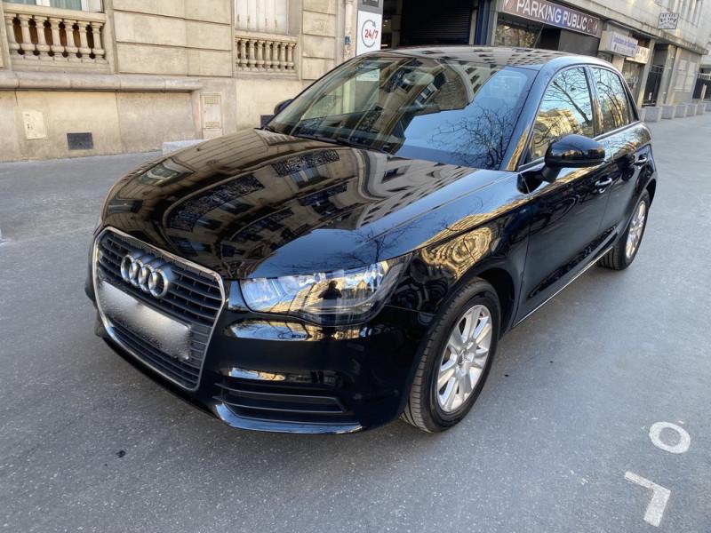 Audi A1 1.2 TFSI 86CH ATTRACTION Essence NOIR Occasion à vendre