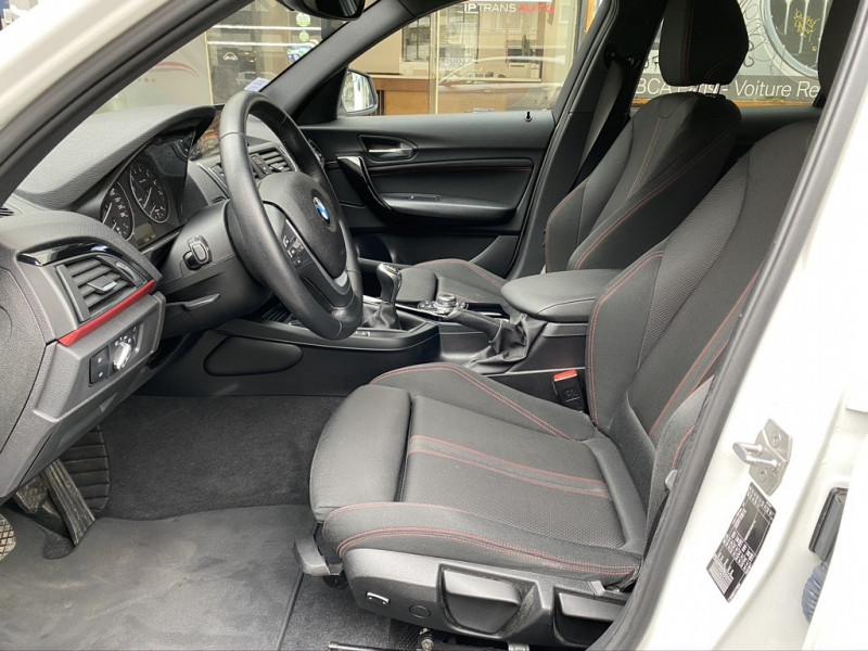Photo 5 de l'offre de BMW SERIE 1 (F21/F20) 116I 109CH SPORT 5P à 16490€ chez Iptrans Auto Paris