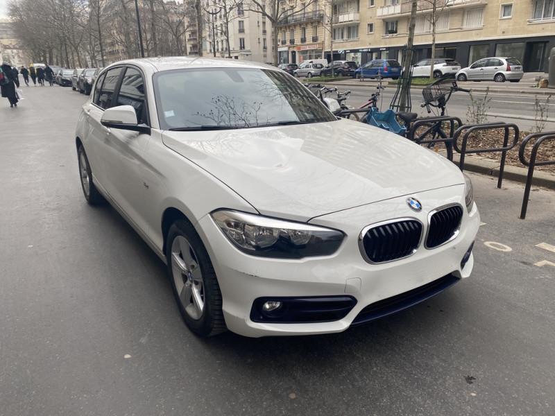 Photo 4 de l'offre de BMW SERIE 1 (F21/F20) 116I 109CH SPORT 5P à 16490€ chez Iptrans Auto Paris