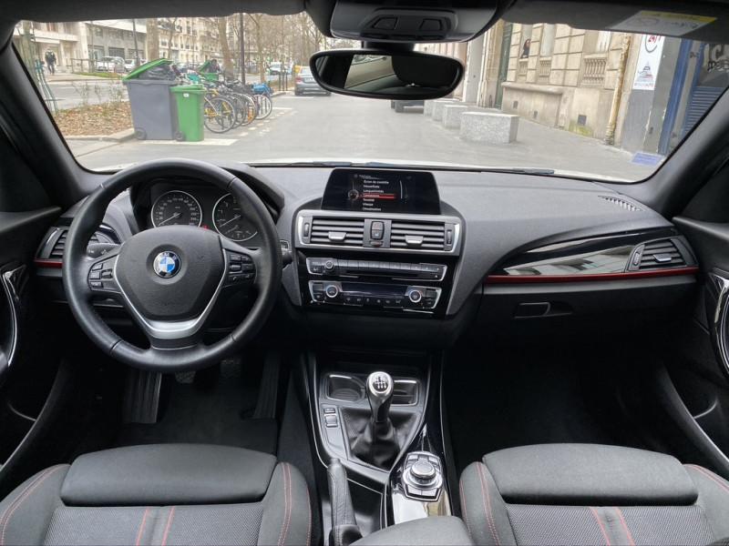 Photo 10 de l'offre de BMW SERIE 1 (F21/F20) 116I 109CH SPORT 5P à 16490€ chez Iptrans Auto Paris