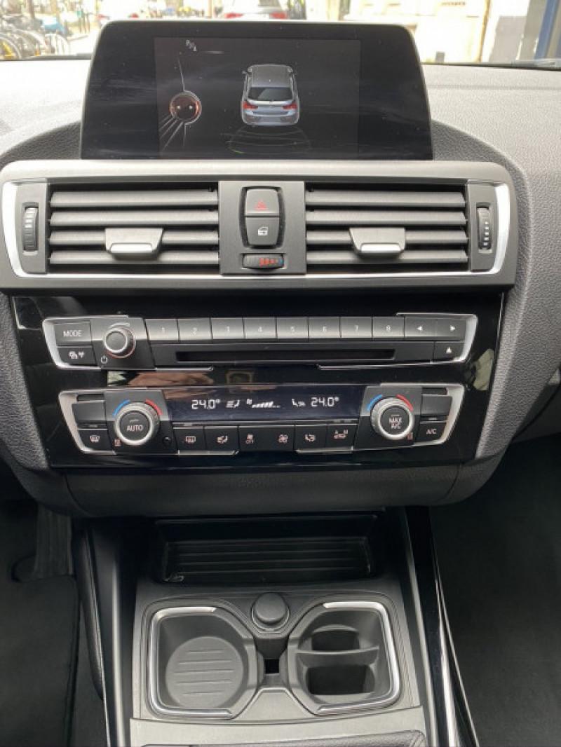 Photo 7 de l'offre de BMW SERIE 1 (F21/F20) 116I 109CH SPORT 5P à 16490€ chez Iptrans Auto Paris