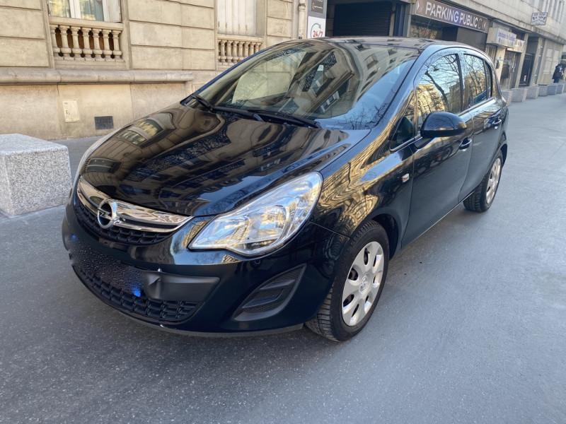 Opel CORSA 1.4 TWINPORT 100CH COSMO 5P Essence NOIR Occasion à vendre