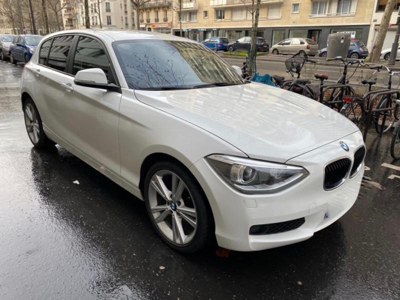 Photo 2 de l'offre de BMW SERIE 1 (F21/F20) 116I 136CH PREMIERE 5P à 13490€ chez Iptrans Auto Paris