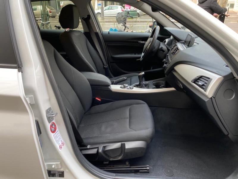 Photo 6 de l'offre de BMW SERIE 1 (F21/F20) 116I 136CH PREMIERE 5P à 13490€ chez Iptrans Auto Paris