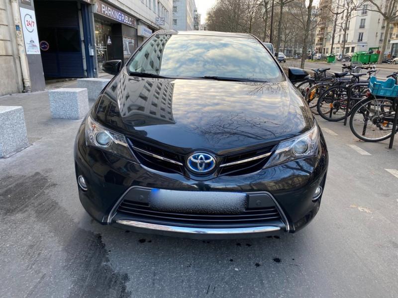 Photo 5 de l'offre de TOYOTA AURIS HSD 136H EXECUTIVE CONNECT 5P à 12990€ chez Iptrans Auto Paris