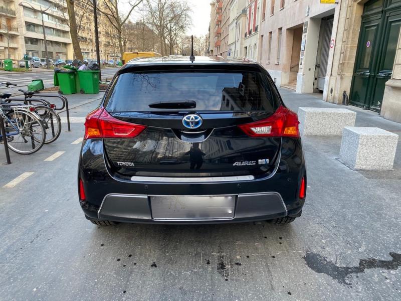 Photo 3 de l'offre de TOYOTA AURIS HSD 136H EXECUTIVE CONNECT 5P à 12990€ chez Iptrans Auto Paris
