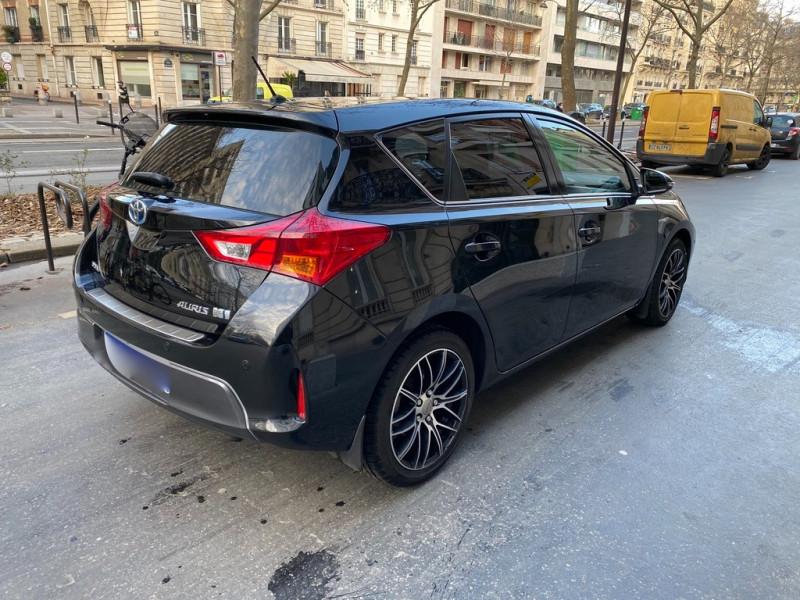 Photo 2 de l'offre de TOYOTA AURIS HSD 136H EXECUTIVE CONNECT 5P à 12990€ chez Iptrans Auto Paris
