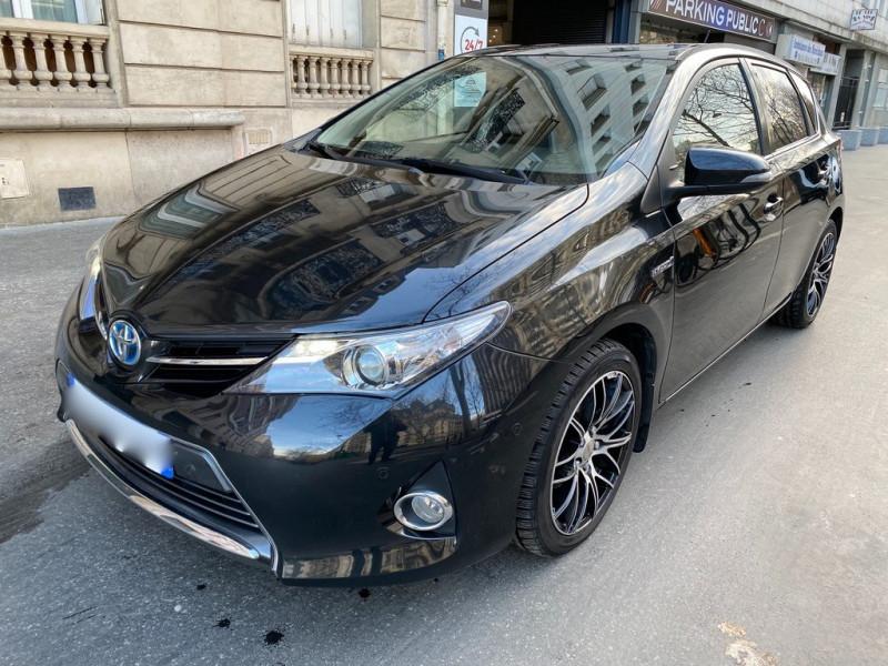Photo 1 de l'offre de TOYOTA AURIS HSD 136H EXECUTIVE CONNECT 5P à 12990€ chez Iptrans Auto Paris