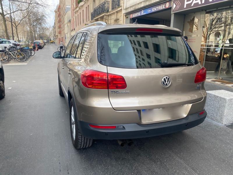 Photo 2 de l'offre de VOLKSWAGEN TIGUAN 1.4 TSI 122CH BLUEMOTION TECHNOLOGY à 13990€ chez Iptrans Auto Paris