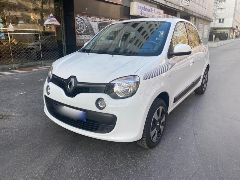 Renault TWINGO III 0.9 TCE 90CH ENERGY ZEN Essence BLANC Occasion à vendre