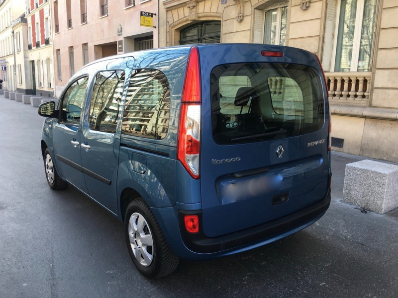 Photo 2 de l'offre de RENAULT KANGOO II 1.5 DCI 90CH ENERGY ZEN FT EURO6 à 12490€ chez Iptrans Auto Paris