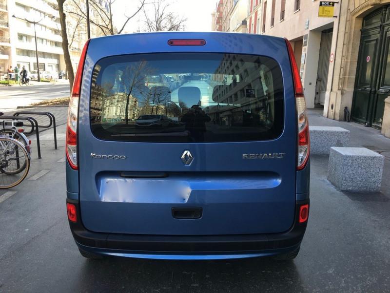Photo 3 de l'offre de RENAULT KANGOO II 1.5 DCI 90CH ENERGY ZEN FT EURO6 à 12490€ chez Iptrans Auto Paris